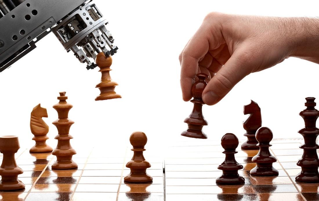 شطرنج ربات هوش مصنوعی مگاترند بازار آینده