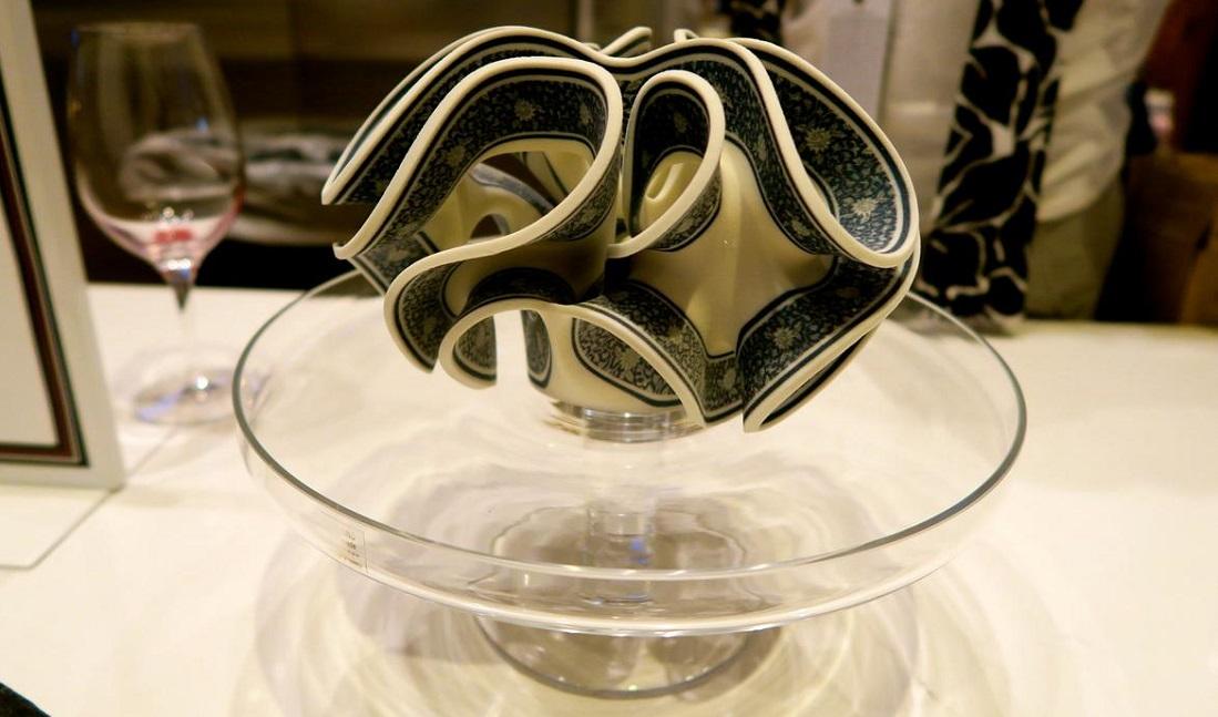 چاپ سهبعدی پرینت غذا شکلات