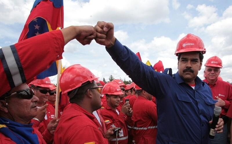 ترامپ شرکت ملی نفت ونزوئلا را تحریم کرد