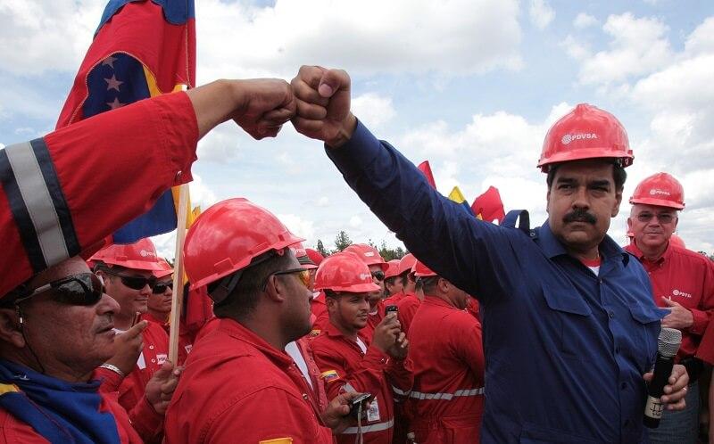 احتمال افزایش قیمت نفت با تعطیلی شرکت نفت ونزوئلا