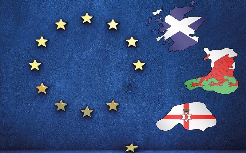 اسکاتلند و ولز با برگزیت مخالفند