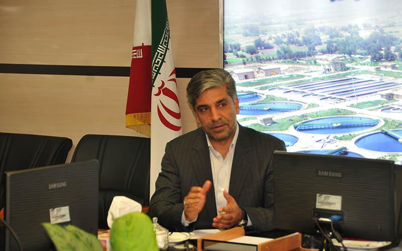 پیشرفت فیزیکی فاضلاب تهران به ۵۷ درصد رسید