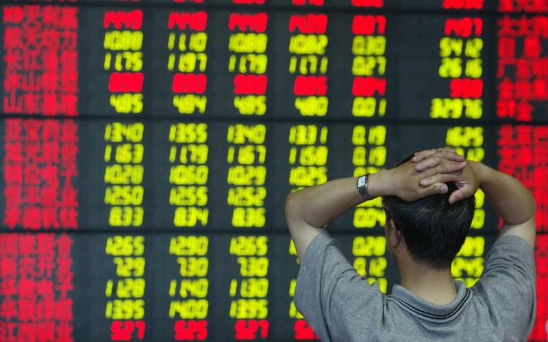 افت شاخصهای سهام آسیا