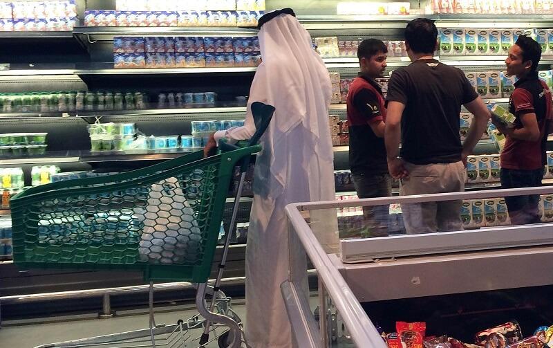 افزایش قیمت مواد غذایی در قطر