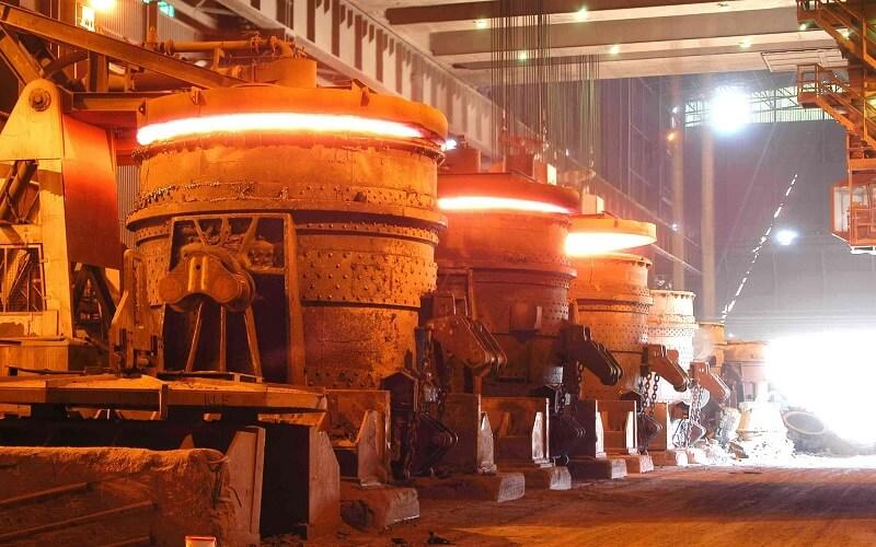 افزایش 2 برابری صادرات فولاد هند