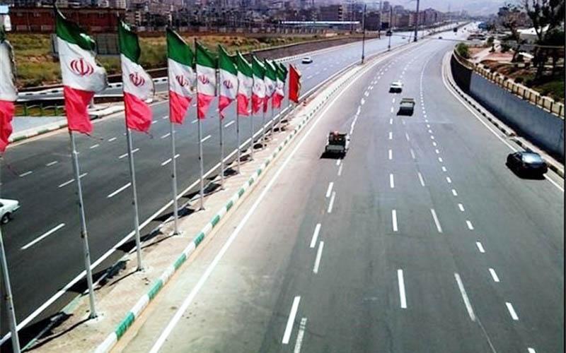 تکمیل اولین محور بزرگراهی تهران-مازندران تا پایان سال