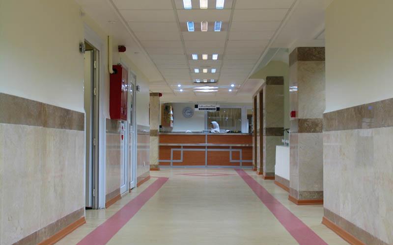 حریم خصوصی بیمارستان