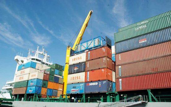 تجارت گزارش صادرات ایران