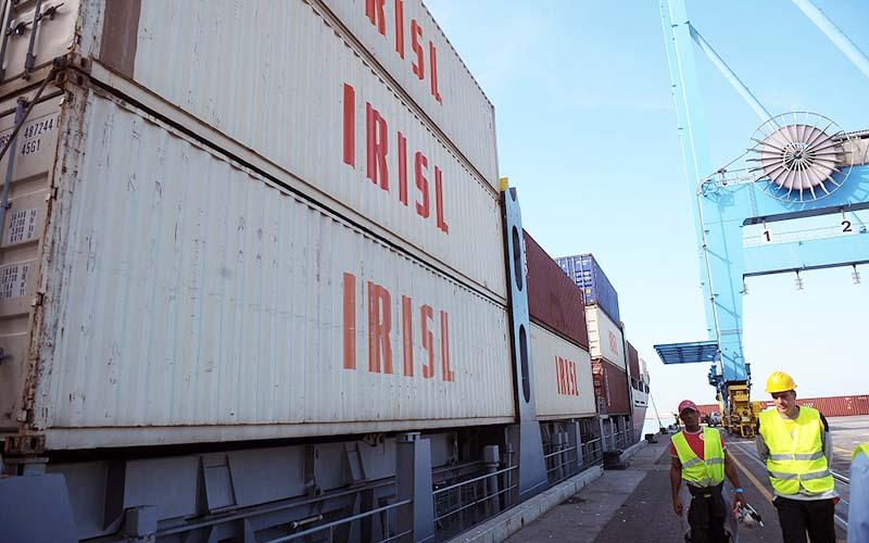 تجارت خارجی ایران