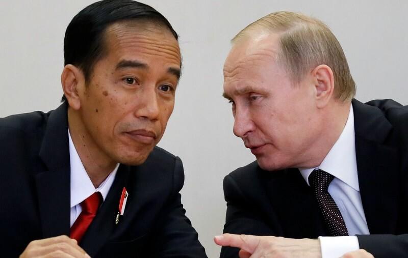 تحریمها فرصتی برای افزایش مبادلات اندونزی و روسیه