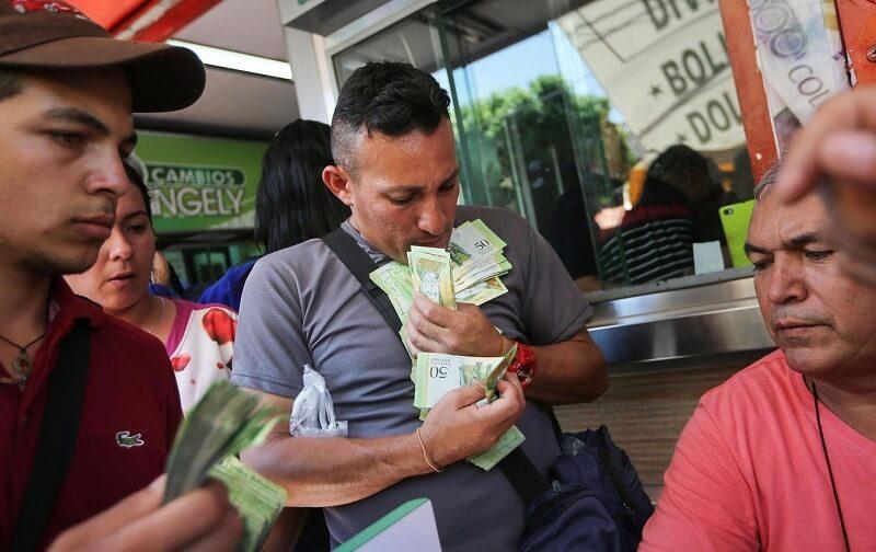 تورم در ونزوئلا افزایش یافت