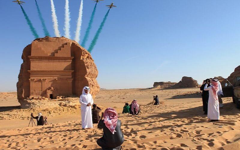 توسعه صنعت گردشگری در عربستان