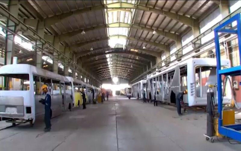 اشتغال 5350 نفر در تنها کارخانه تولید خودروهای سنگین