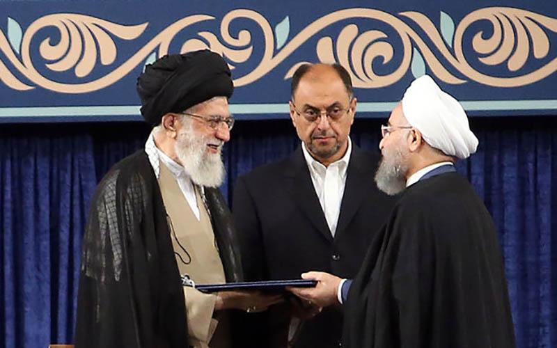 مراسم تنفیذ حکم دوره دوم ریاستجمهوری حسن روحانی