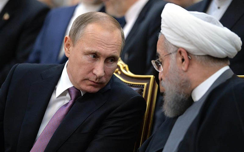 انرژی محور گفتگوی رئیسجمهورهای ایران و روسیه