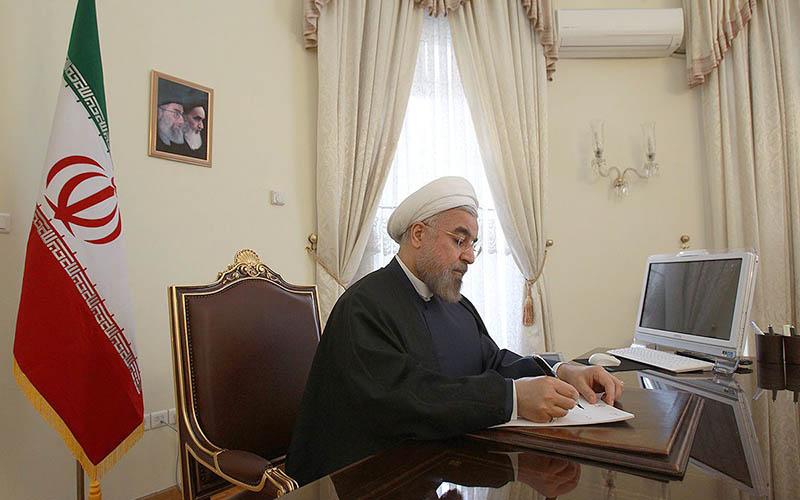 پاسخ مثبت سه رهبر عرب به نامه روحانی