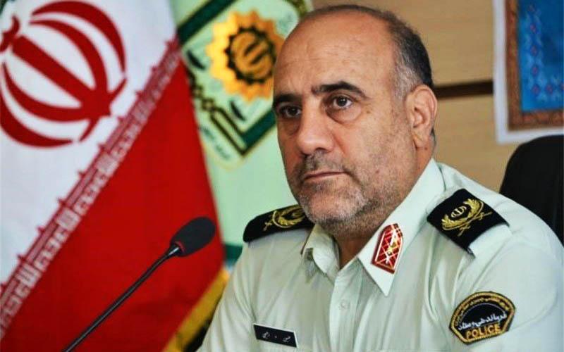 رئیس جدید پلیس پایتخت معرفی شد