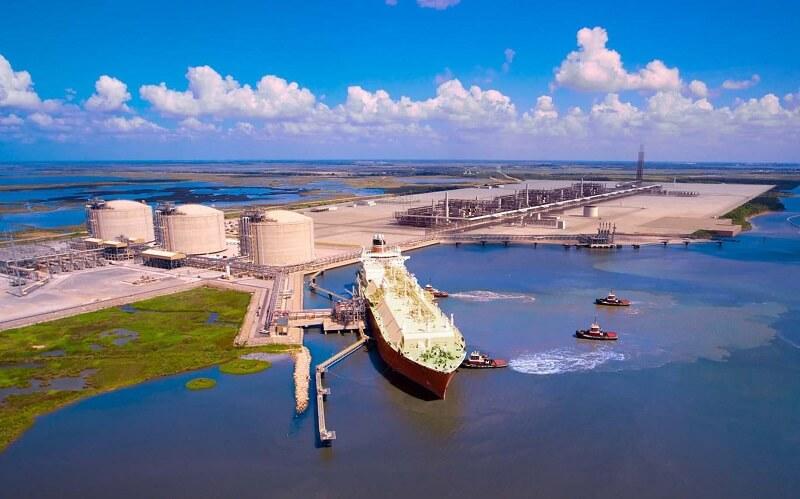 حضور صادرکننده LNG آمریکایی در چین گسترش یافت