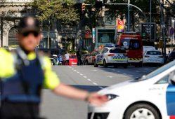 حمله تروریستی اسپانیا