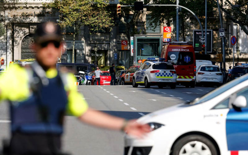 وضعیت بازار ایرلاینها پس از حمله تروریستی اسپانیا