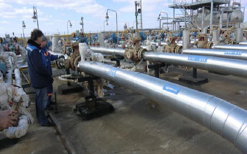 خط لوله انتقال گاز به ترکیه بهرهبرداری میشود