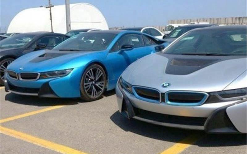 لاکچریترین خودروهای بازار ایران در سال ۹۸