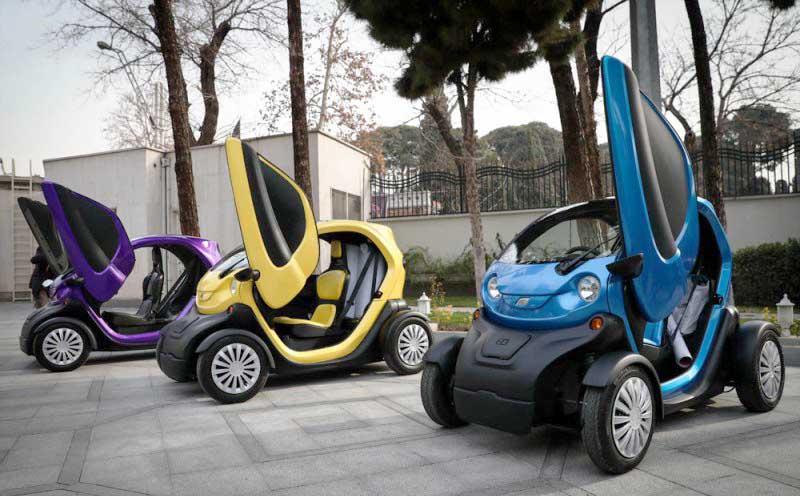 خودروی ساخت دانشگاه آزاد شمارهگذاری میشود