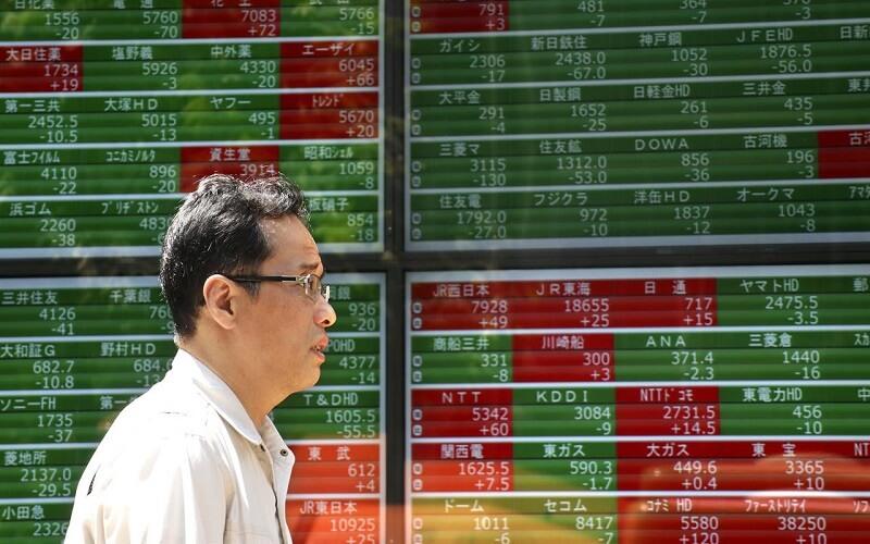 سهام آسیایی سقوط کرد