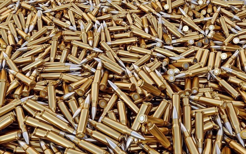 سهام تولیدکنندگان صنایع نظامی سر به فلک گذاشت