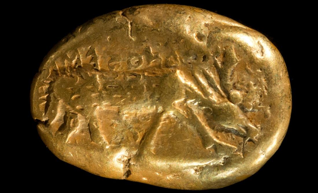 سکه طلا نقره باستانی بانک مرکزی خلق پول