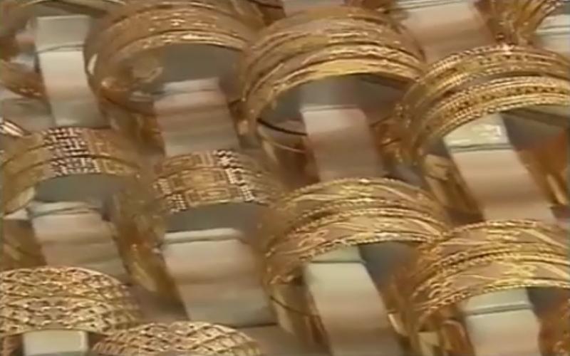 طلای خارجی ممنوع است
