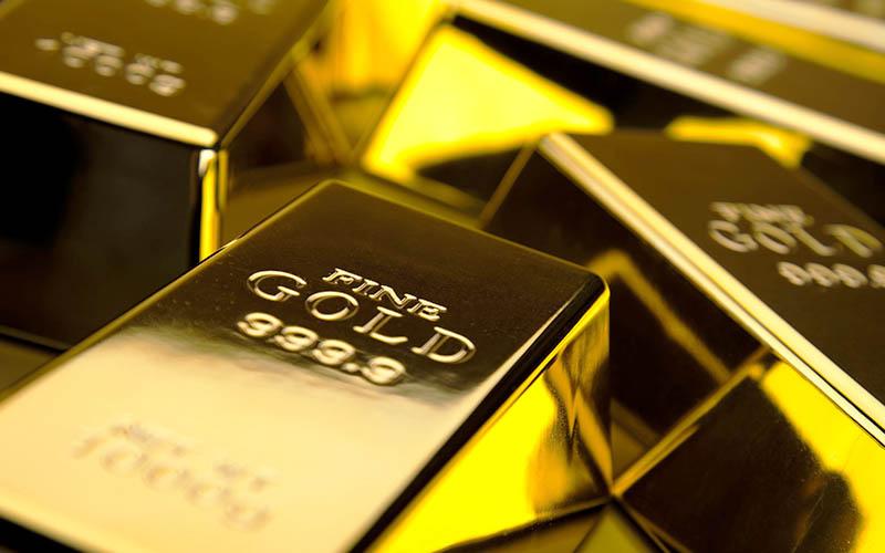 توقف روند صعودی طلا در بازار جهانی