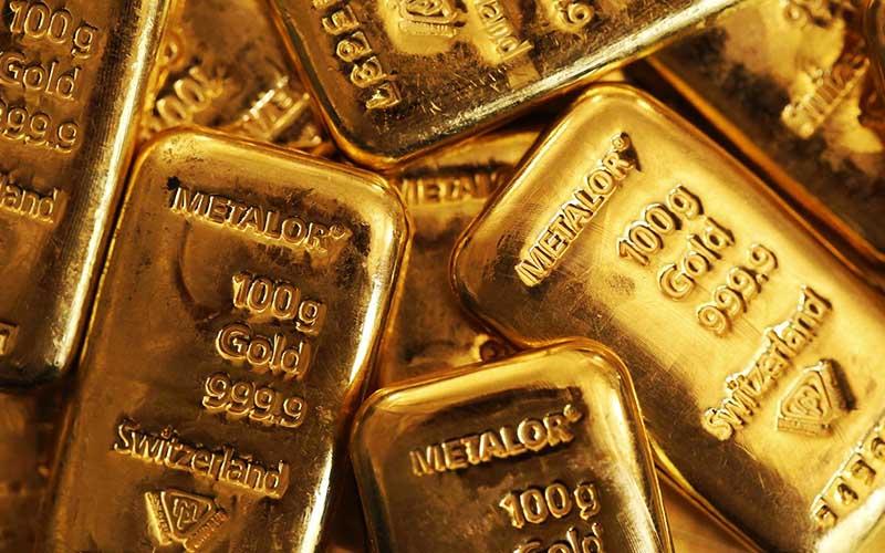 قیمت هفتگی طلا رکورد زد