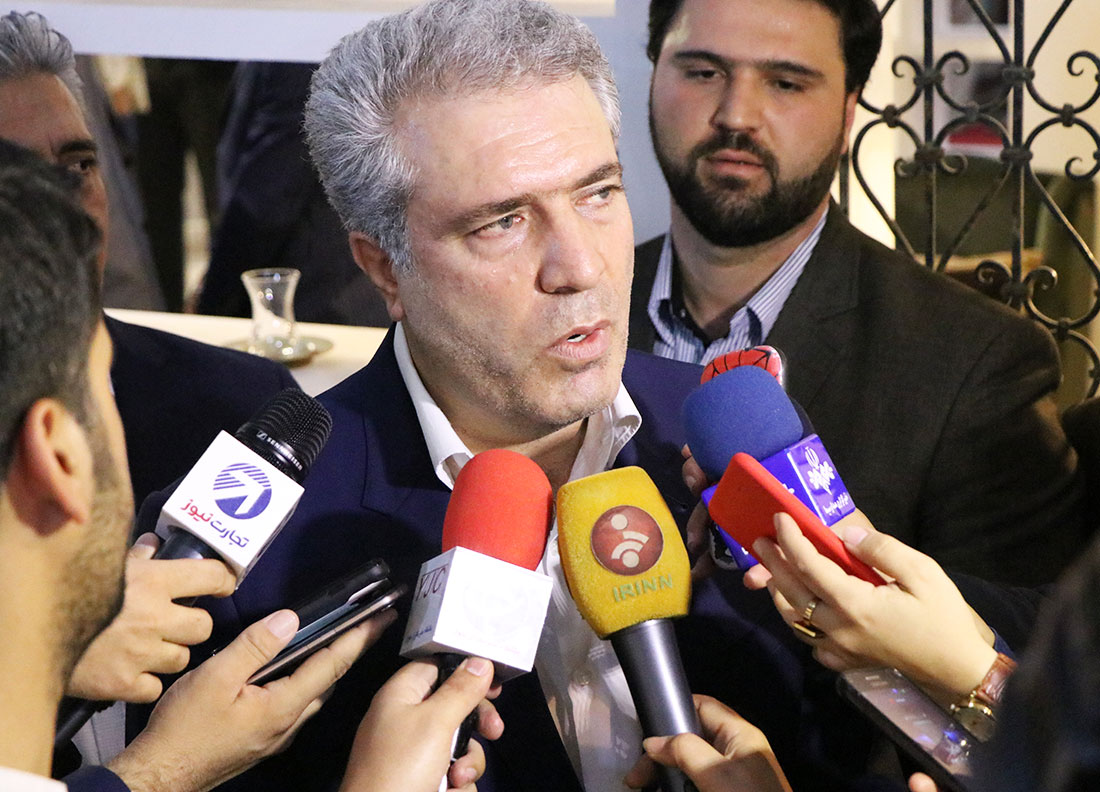 علیاصغر مونسان رئیس سازمان میراث فرهنگی، صنایع دستی و گردشگری
