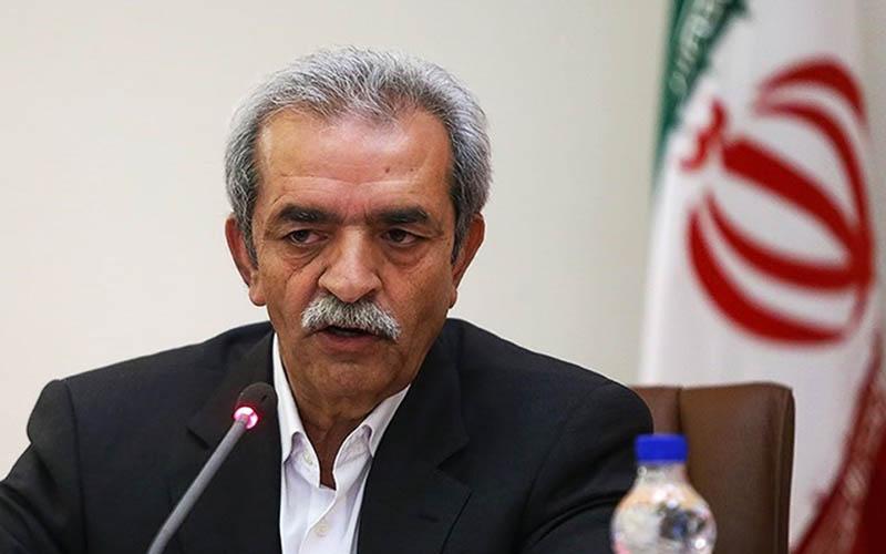 غلامحسین شافعی رئیس اتاق ایران