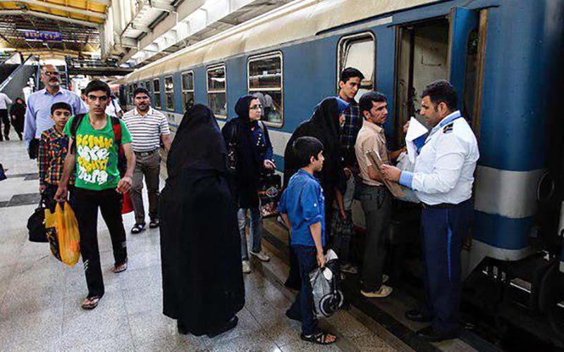 جابجایی ۲۷ میلیون نفر مسافر در سال از طریق قطار