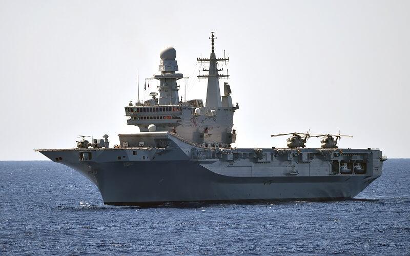 قطر کشتی جنگی از ایتالیا خریداری میکند