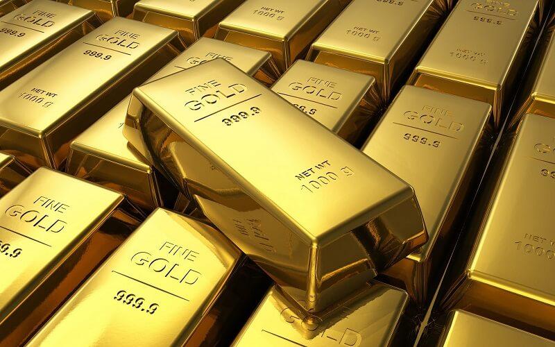 قیمت طلا به کمتر از 1300 دلار رسید