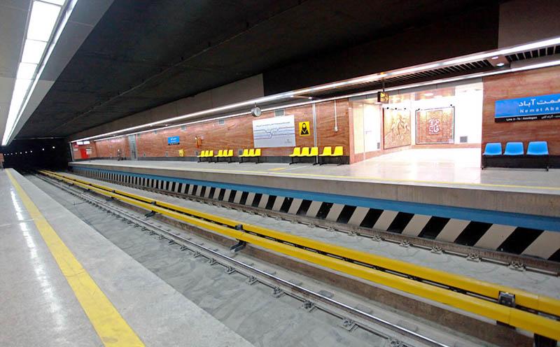 بوی فاضلاب ایستگاههای مترو را به محیط زیست اطلاع دهید