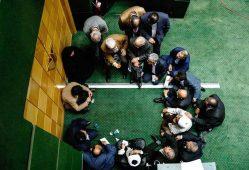 مجلس بررسی صلاحیت وزرای پیشنهادی