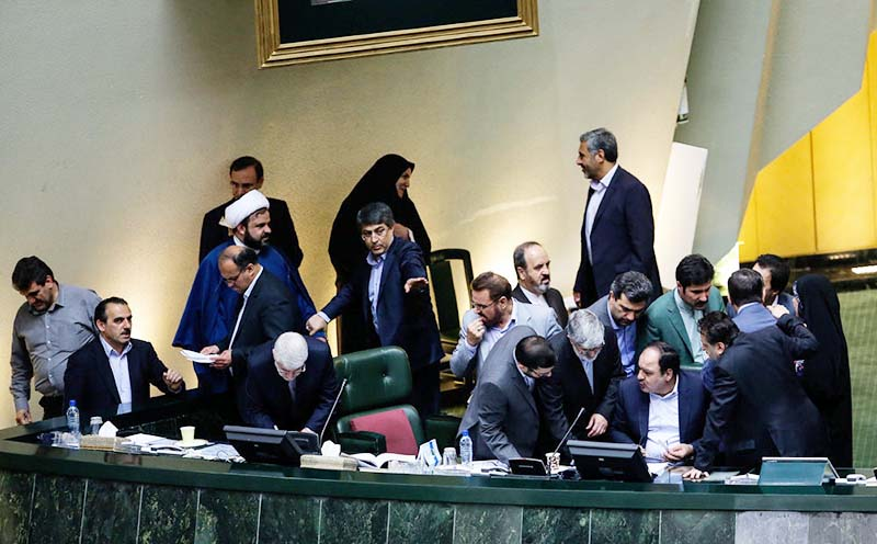 آغاز بررسی صلاحیت 17 وزیر پیشنهادی روحانی