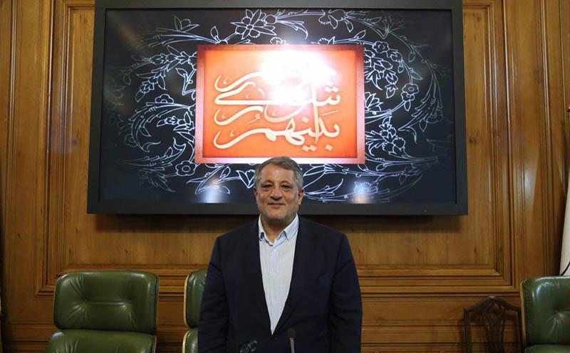 محسن هاشمی رئیس شورای شهر پنجم تهران