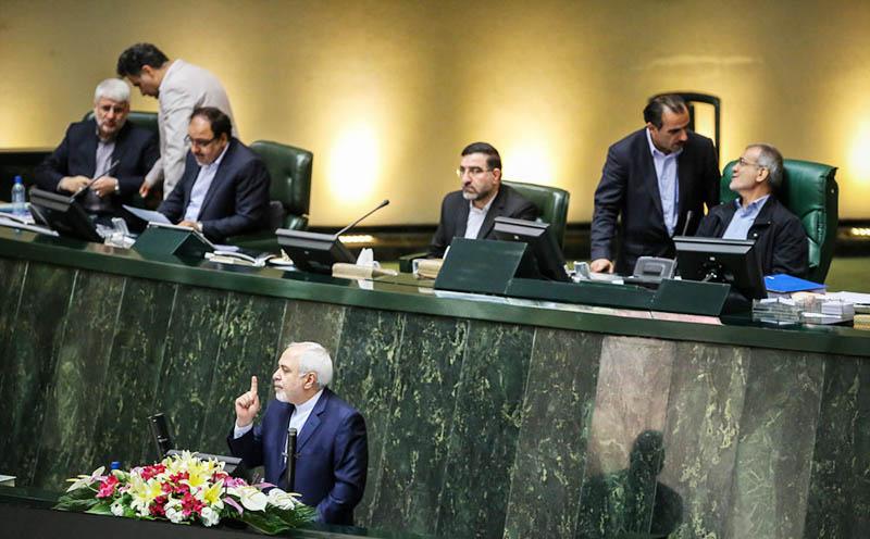 محمدجواد ظریف وزیر پیشنهادی امور خارجه