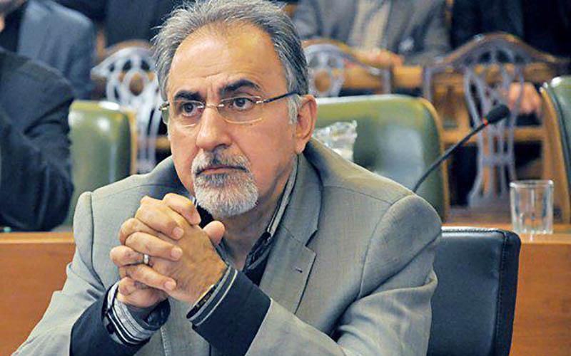 حضور سرزده شهردار تهران در جلسه شورای شهر