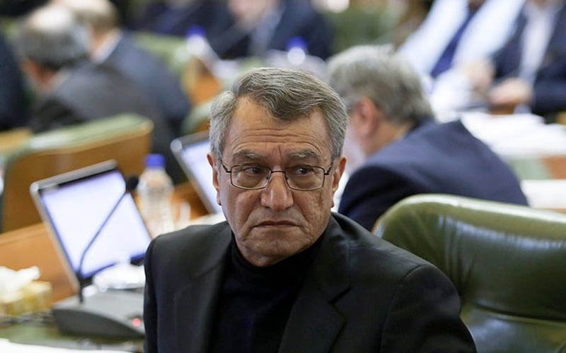 محمد حقانی شورای شهر شهرداری