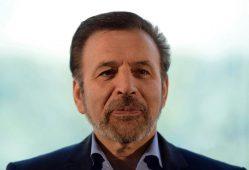 محمود واعظی رئیس دفتر رئیسجمهور