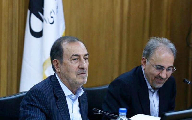 معرفی شهردار تهران در اولین جلسه شورای شهر