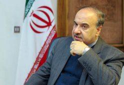 مسعود سلطانیفر وزیر پیشنهای ورزش و جوانان