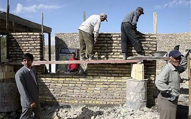 نوسازی و مقاومسازی ۲.۲ میلیون مسکن روستایی