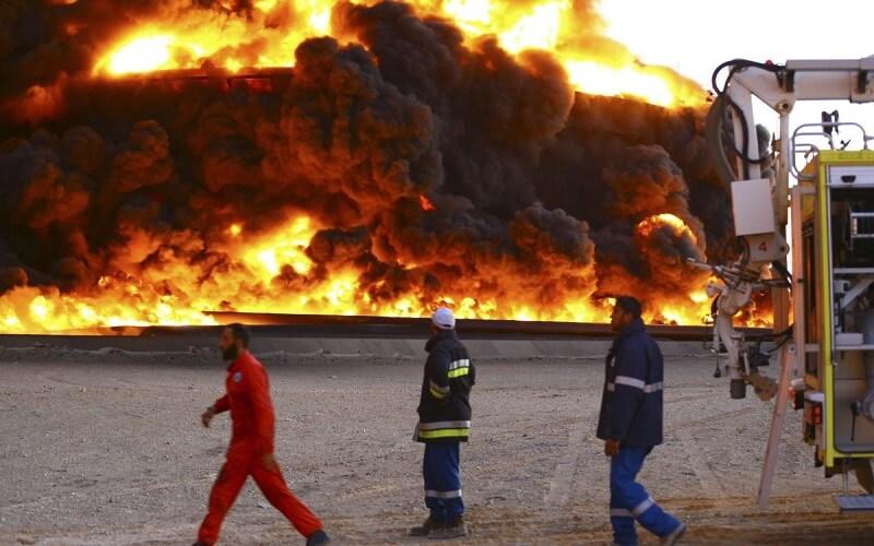 میدان نفتی شراره تعطیل شد